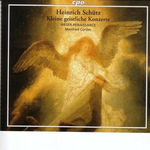 Kleine Geistliche Konzerte Swv 282-337 (Gesamtaufn