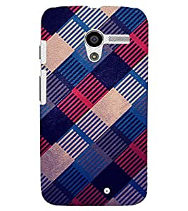 PRINTVISA Abstract Pattern Case Cover for Motorola Moto X