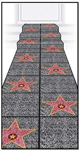 Beistle 147.101,6cm Star Läufer, 24von 3M wahr
