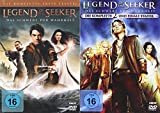 Legend of the Seeker Staffel 1+2 (12 DVDs)