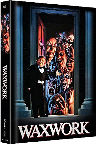 Waxwork - Uncut/Mediabook [Blu-ray] [Limited Edition]