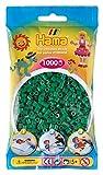 Hama 207-10 - Perlen 1000 Stück, grün