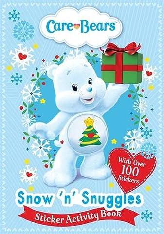 Snow 'N' Snuggles Sticker Activity Book