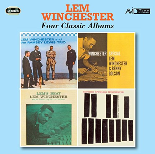 four-classic-albums-a-tribute-to-clifford-brown-winchester-special-lems-beat-another-opus