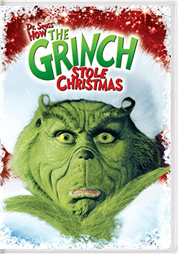 Dr. Seuss' How the Grinch Stole Christmas [Import italien]