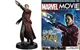 COLLEZIONI Marvel Movie Collection 3D Star Lord Galaxy Guardian Resin Figure Eaglemoss +fas