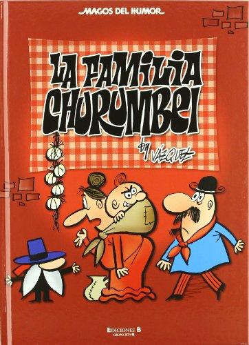 La Familia Churumbel (Magos del Humor 145)