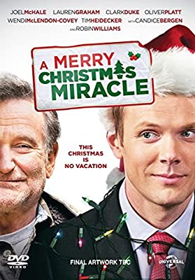 A Merry Christmas Miracle [DVD] by Robin Williams