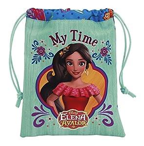Safta Saco Elena De Avalor Oficial Saquito Merienda Lunch Bag 200x250mm