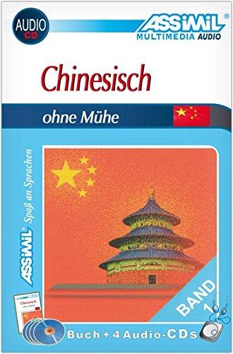 Mandarin-chinesisch-cd (ASSiMiL Selbstlernkurs für Deutsche: Assimil. Chinesisch ohne Mühe 1. Multimedia-Classic. Lehrbuch + 4 Audio-CDs, 140 Min. Tonaufnahmen)