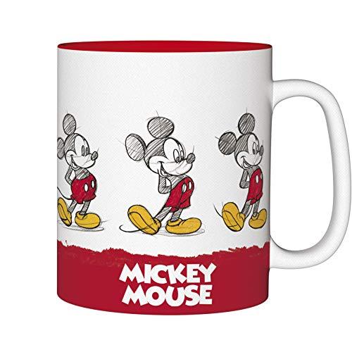 ABYstyle Disney Geschenkidee, Colazione, SCRIVANIA, PORTAPENNE, Büro, Tasse, COLLECTIONABILI, Comics, Manga, Serie TV, Multicolor, ABYMUG540