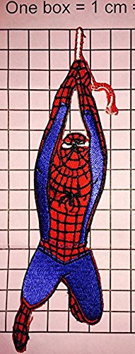 Image of Spiderman 'Kung-Fu' Iron on Sew on Embroidered Badge Applique Motif Patch From PatchWOW