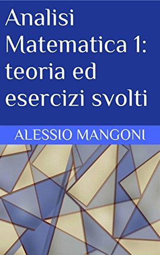 Analisi Matematica 1 Pdf