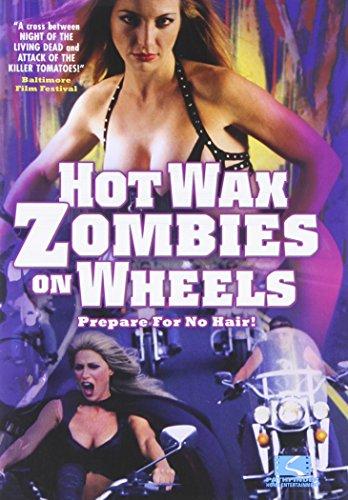 Hot Wax Zombies On Wheels [DVD] [Region 1] [NTSC] [US Import]