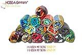 Hängesessel in unterschiedlichen Farben von HOBEA-Germany, Größe Hängesessel:L (bis 120kg belastbar);Farben Hängesessel:Toskana - 7