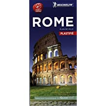 Plan Rome Plastifié Michelin