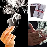 #8: Magicians Mystic 2pc Hell's Smoke Gimmick Prop for Close-up Finger Magic Trick