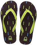 #9: United Colors of Benetton Men's Flip-Flops