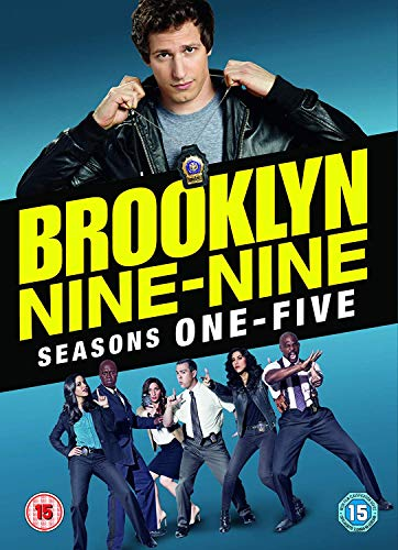 Brooklyn Nine-Nine - Seasons 1-5 [DVD] [2018]