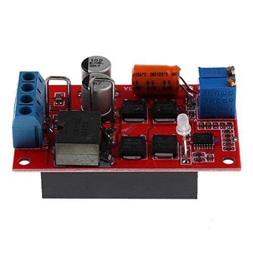 FLAMEER 12V 3A MPPT Solarpanel Controller Batterie Solarladeregler Modul Solar Controller Battery Charging Board -