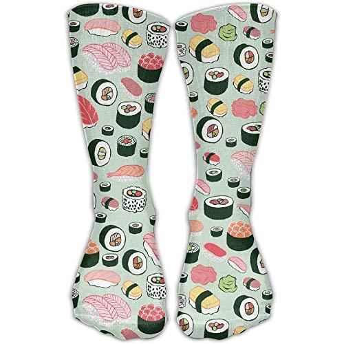 Bag shrots Japanese Sushi Food Unisex Novelty Crew Socks Ankle Dress Socks Fits Shoe Size 6-10 (Womens Bamboo Riding Boots)