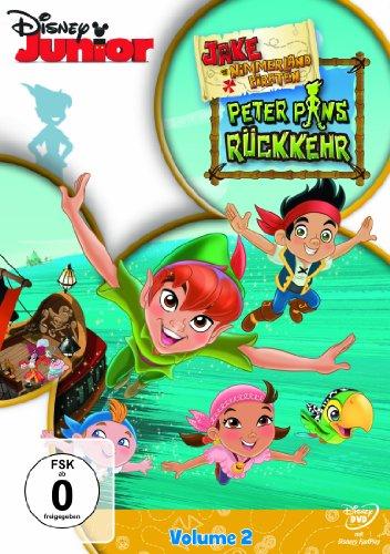 Jake und die Nimmerland Piraten Vol. 2 - Peter Pans ()