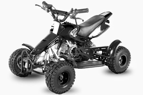 Mini Quad 49cc Atv Miniquad Kinderquad Sios