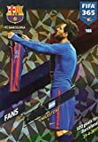 FIFA 365 2018 - Lionel Messi Milestone Karte, Panini Adrenalyn XL Real Madrid #105
