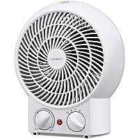 Aigostar Airwin White 33IEK -2000W Calefactor de aire con termostato regulable, función de aire