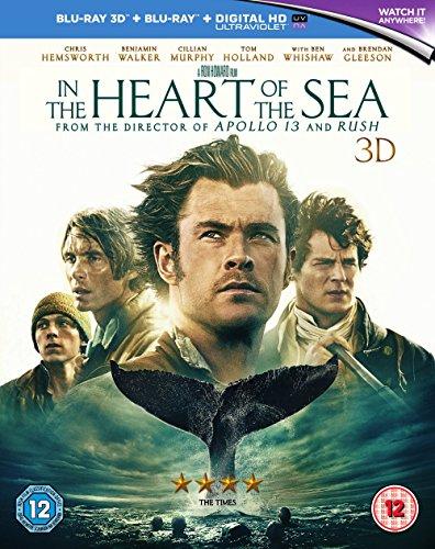 in Heart of The Sea (2 Blu-Ray) [Edizione: Regno Unito] [Import]