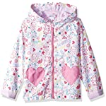 Peppa Pig Girls Peppa All Over Print Raincoat