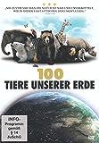 100 Tiere unserer Erde [DVD] [2010]