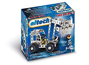 Eitech C68 Bagger - kits de mecano (Metálico, Metal)
