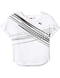 PUMA Mädchen T-Shirt Active Move Graphic Tee G