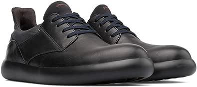 CAMPER K100400001 - Scarpe da uomo con lacci, colore: Nero