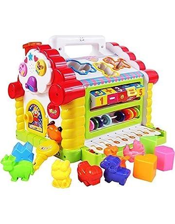 Tomy E72612 Toomies Mr ShopBot Interactive Robot Preschool Toy for Kids Multi