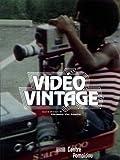 Vidéo vintage 1963-1983 : Une sélection de vidéos fondatrices des collections Nouveaux médias du Musée National d'Art Moderne, Centre Pompidou