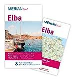 MERIAN live! Reiseführer Elba: MERIAN live! - Mit Kartenatlas im Buch und Extra-Karte zum Herausnehmen - Heinz Tomek