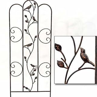 Rankhilfe Avis Spalier Kletterhilfe Metall Breite 40 cm Gartendeko