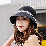 Hongyan Chapeau Femme Printemps Et Été Chapeau de Soleil Casquette Chapeau Pliant de Voyage Pliant Chapeau de Soleil Chapeau (Couleur : # 3)