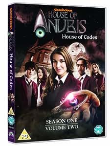 House Of Anubis - Season 1, Volume 2 [DVD]