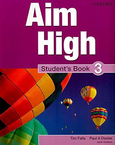 Aim High 3. Student's Book por Tim Falla