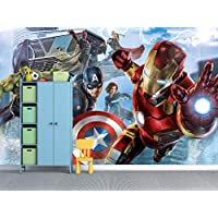 Amazon Fr Papier Peint Avengers Voir Aussi Les Articles Sans