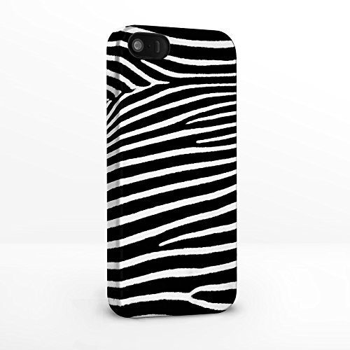 Animal Print Phone Cases für iPhone 5 C. Animal Fell/Skin Collection – 8 Designs, um aus. Backcover Hartschale für iPhone Modelle aus icasedesigner Zebra