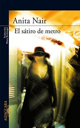 Portada del libro El sátiro del metro (LITERATURAS)