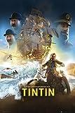 Die Abenteuer von Tim und Struppi Poster, Hauptmotiv! (61cm x 91,5cm)