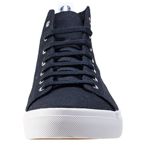Fred Perry Ellesmere Mid Canvas Navy Navy