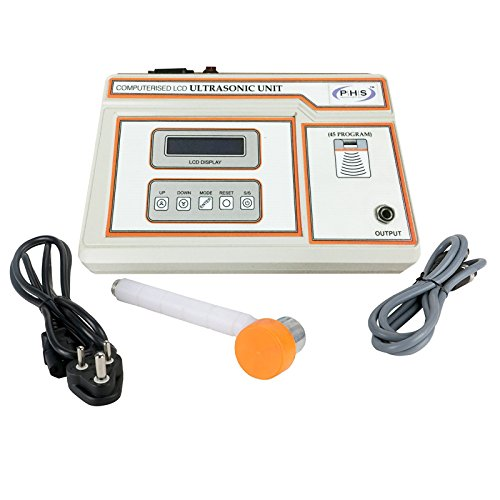 PASSIVE HEALTH SOLUTION Electro Therapy Digital Ultrasonic Lcd 45 Program