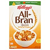 #9: Kellogg's All Bran Complete Wheat Flakes Cereal 510g