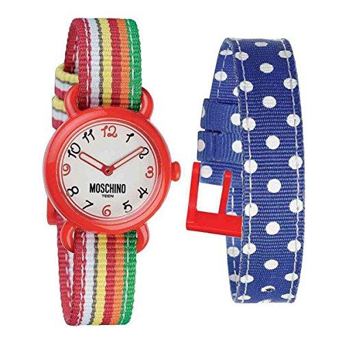 Moschino Unisexe Watch Jockey montre MW0330